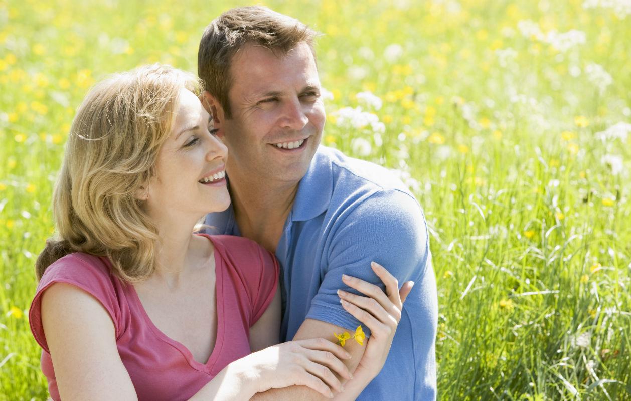 Yli 40-vuotiaana elämä on parempaa, myös seurustelu on helpompaa kun tuntee itsensä paremmin.