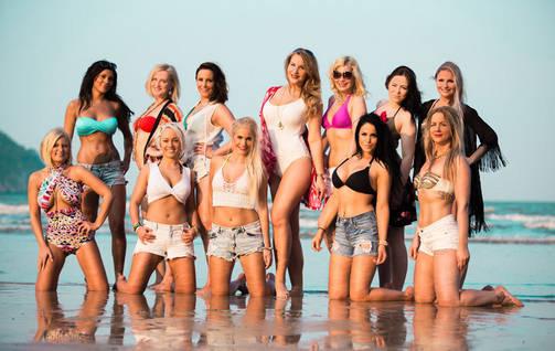 Temptation island -ohjelman sinkut koittavat saada horjutettua neljää parisuhdetta. Ohjelma keskiviikkoisin Liv-kanavalla.